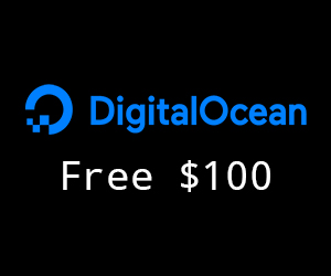 Free $100 at DigitalOcean