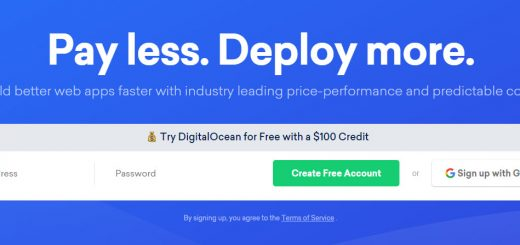 try digitalocean with 100usd