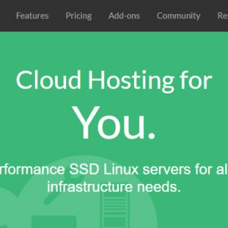 linode cloud hosting provider